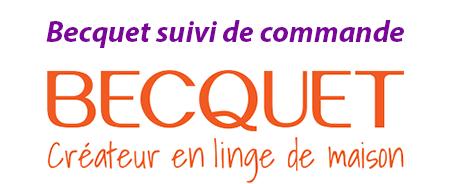 Becquet fr commande