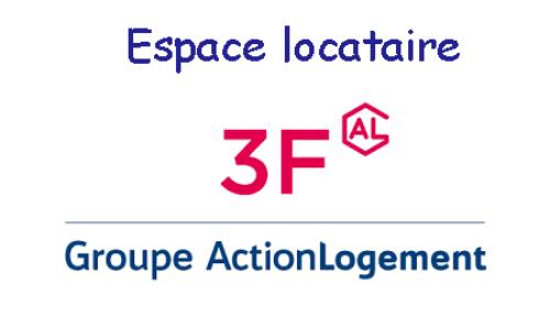Espace locataire 3F