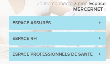 www.mercernet.fr mon compte