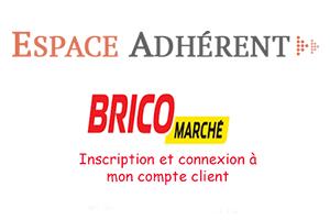Connexion à carte fidélité bricomarché espace client
