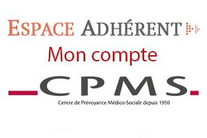 Cpms mutuelle compte adhérent