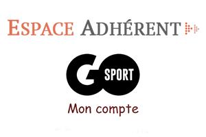 Accéder à l'espace client go sport