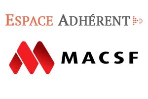 Connexion à Macsf espace personnel