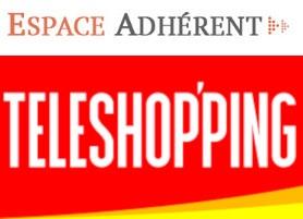 espace client teleshopping