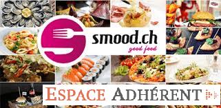 livraison de plats sur smood.ch