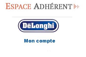 www de'longhi com fr-fr espace client