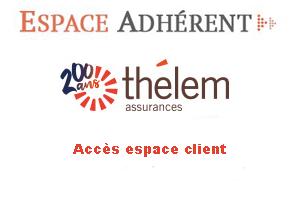 Thelem assurance mon espace client