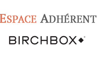 birchbox mon compte