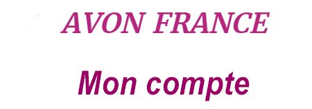 Inscription et connexion au compte Avon France