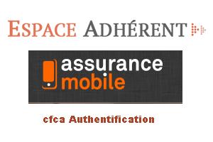 Connexion espace client Assurance Mobile CFCA Orange
