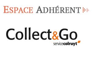 Colruyt Drive mon compte: Course en ligne sur le site Drive Collect and Go