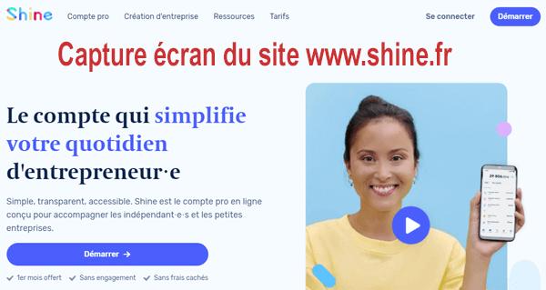 Comment accéder à mon compte professionnel Shine?