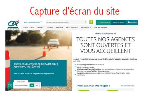 Accéder à www.ca-briepicardie.fr