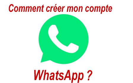 Guide pour créer un compte WhatsApp et utiliser le service sur PC
