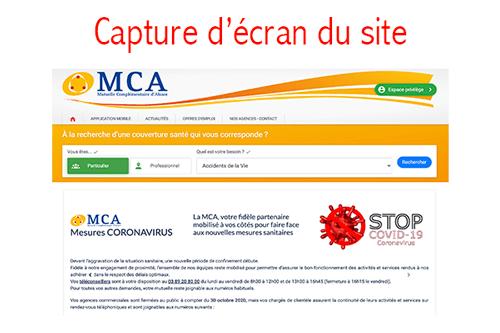 Se connecter sur mc-alsace.fr
