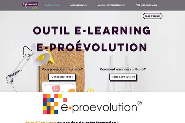 Site officiel e-pro