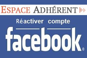 Comment récupérer un compte désactivé par Facebook ?