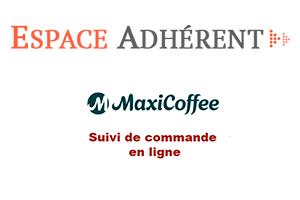 MaxiCoffee espace client