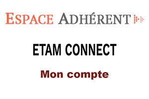 Créer compte Etam Connect