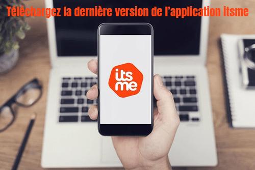 application itsme