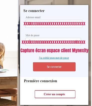 mynexity espace prive